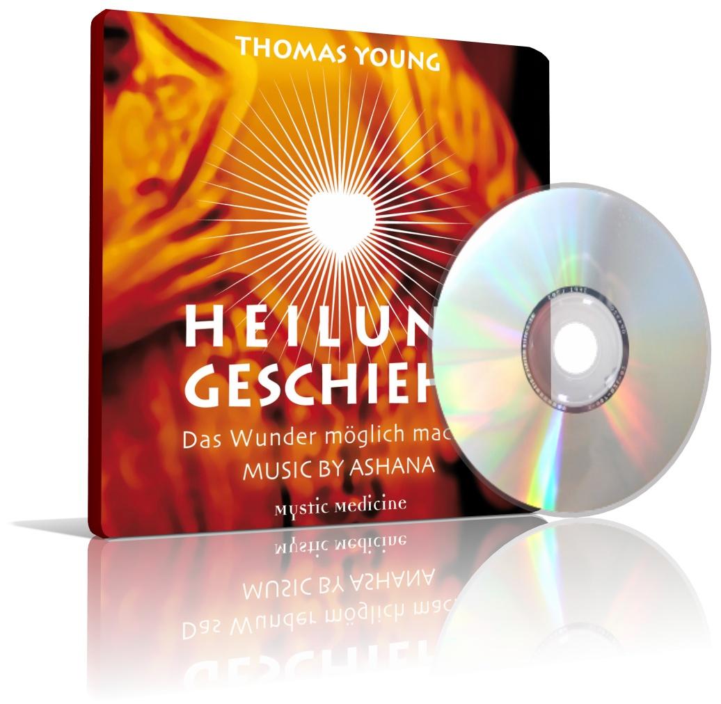 Heilung geschieht von Thomas Young (CD)