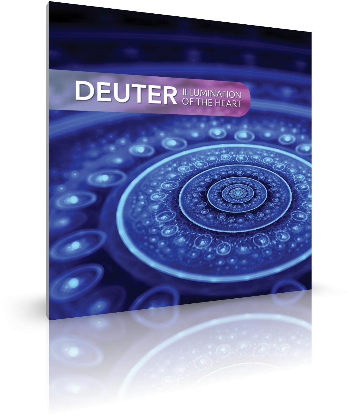 Illumination of the heart von Deuter (CD)
