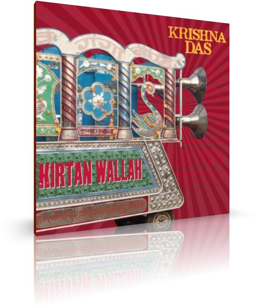 Kirtan Wallah von Krishna Das (CD)