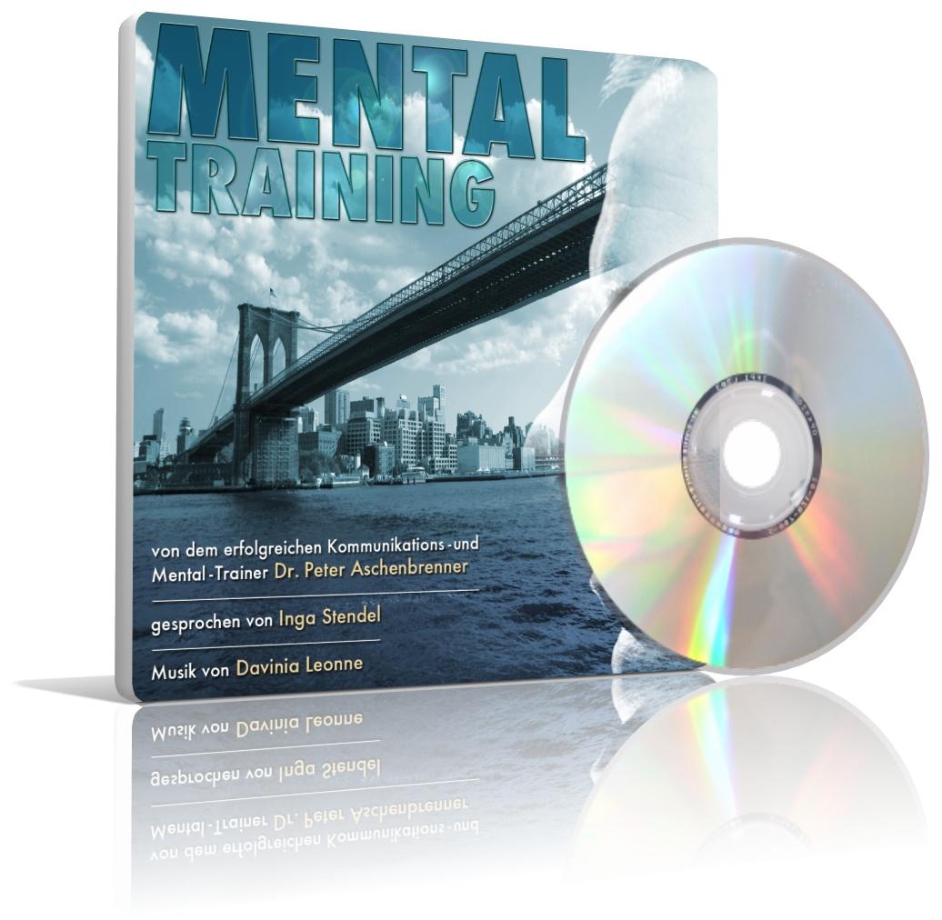 Mental Training von Dr. Peter Aschenbrenner (CD)