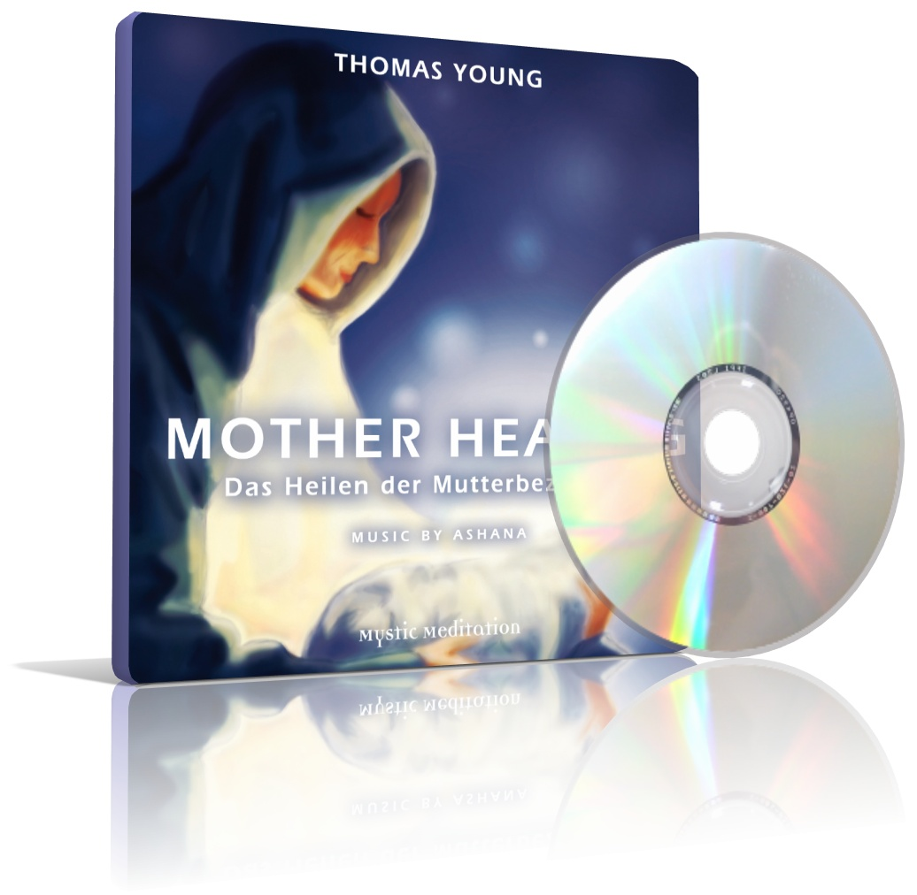 Mother Healing von Thomas Young (CD)