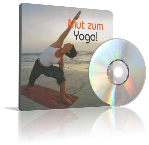 Mut zum Yoga von Josephine Selander (DVD)