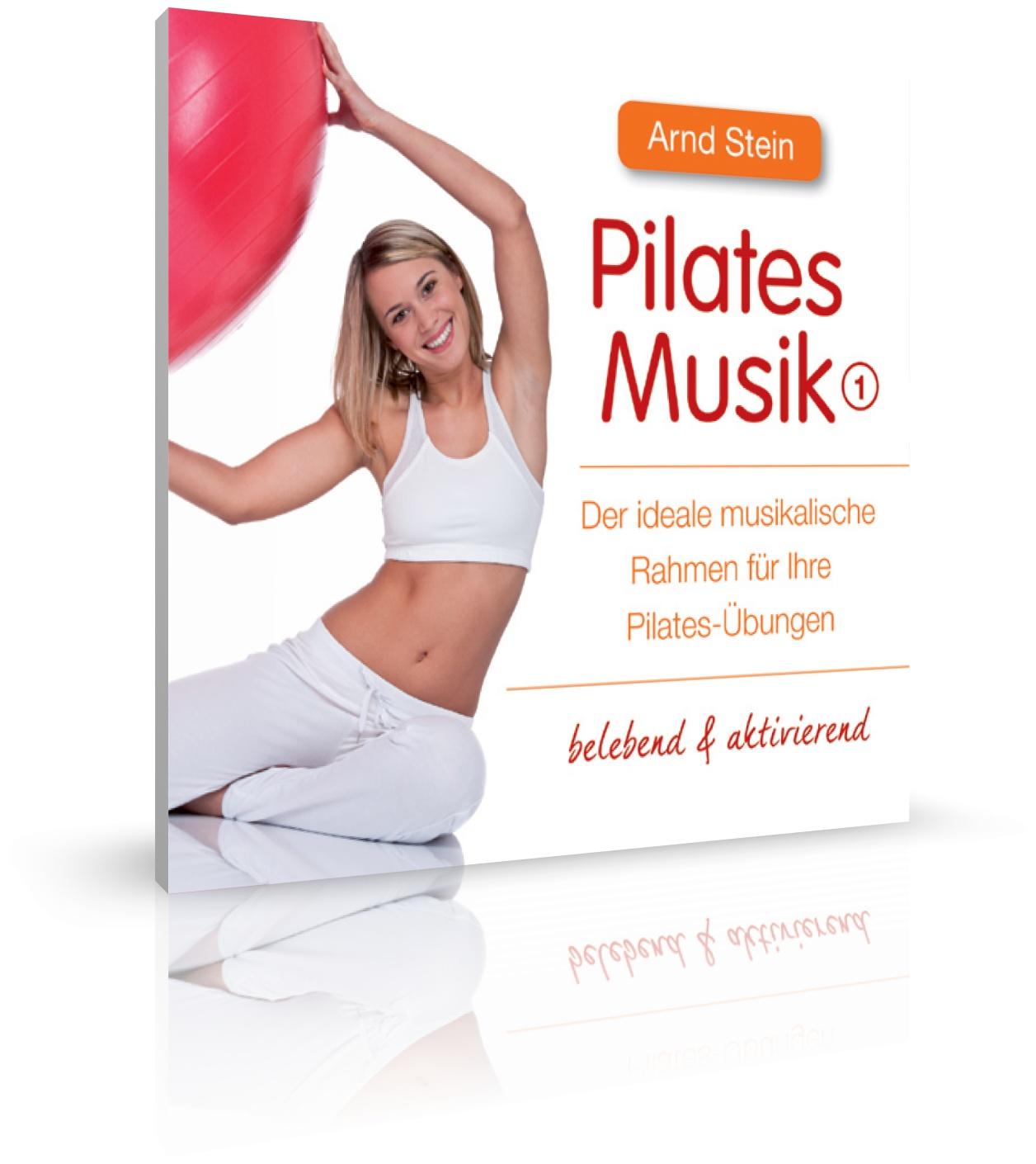 Pilates Musik 1 von Arnd Stein (CD)