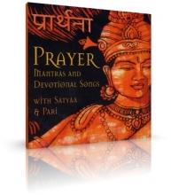 Prayer Mantras and devotional Songs von Satyaa & Pari (CD)