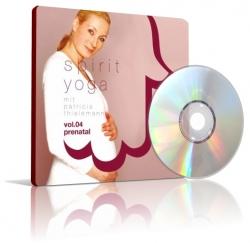 Spirit Yoga m. Patricia Thielemann Vol. 04 prenatal (CD)
