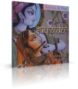 Surrender Mantras & Chants von Satyaa & Pari (CD)