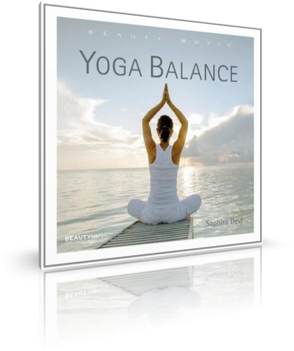 Yoga Balance von Saphira Devi (CD), GEMA-frei