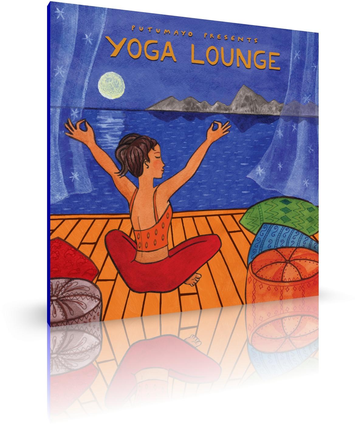 Yoga-Lounge von Putumayo (CD)