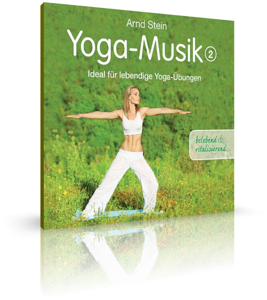 Yoga-Musik 2 von Arnd Stein (CD)