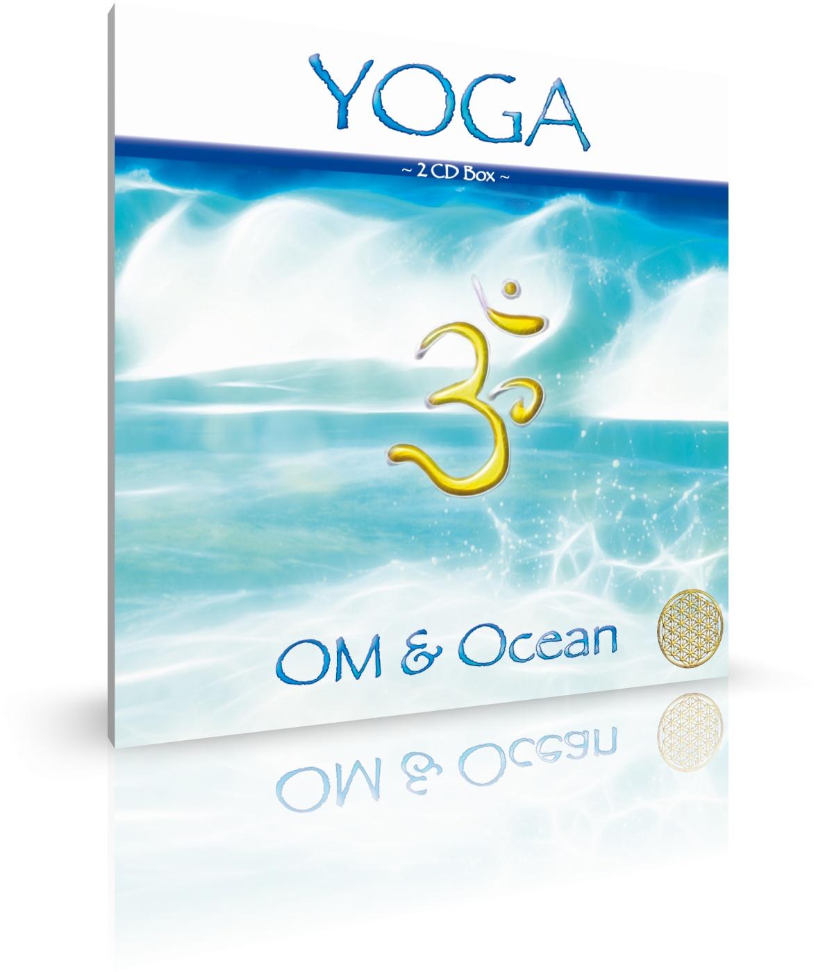 Yoga OM & Ocean von Sayama (2 CDs)