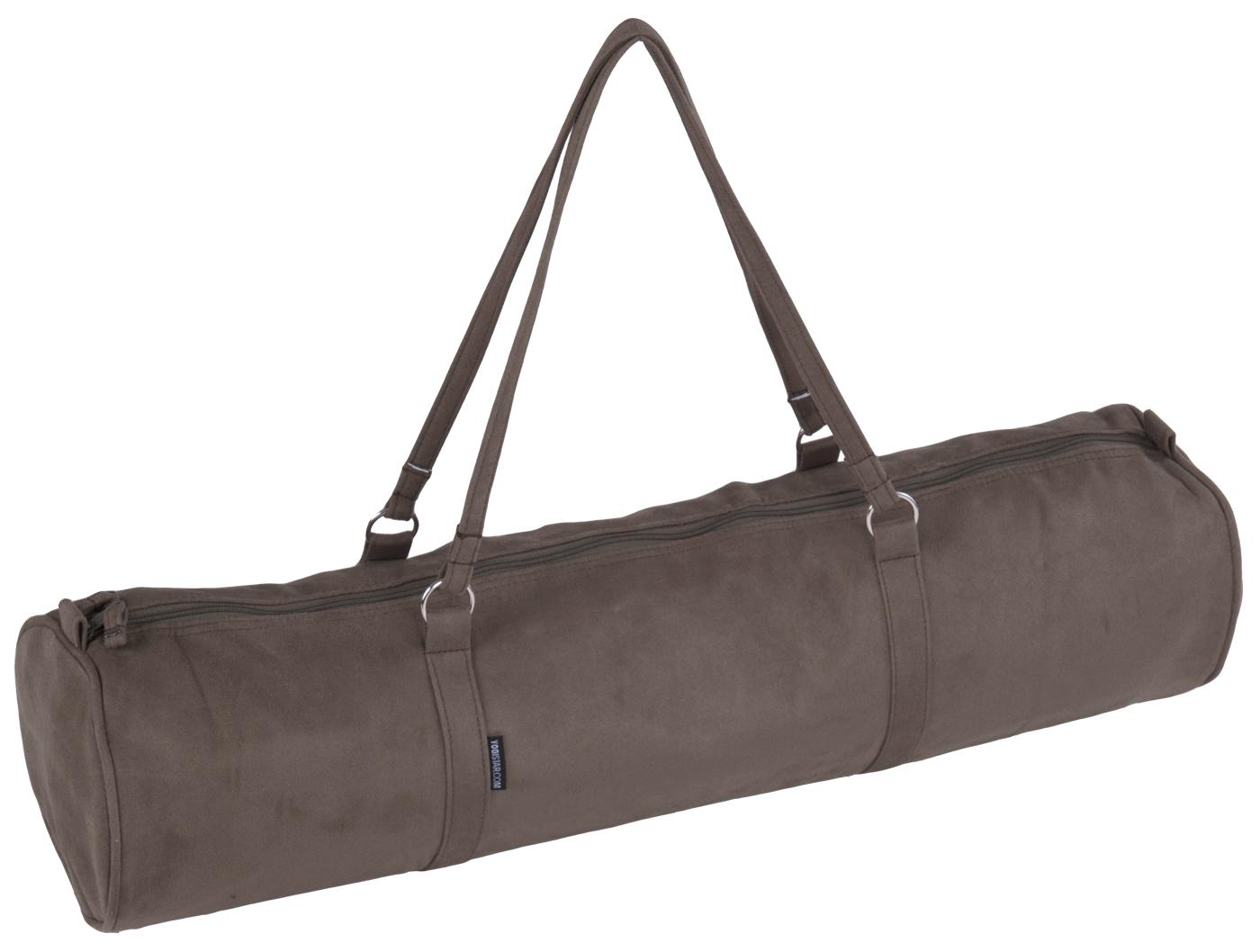 Yogatasche style - zip - velour - 69 cm