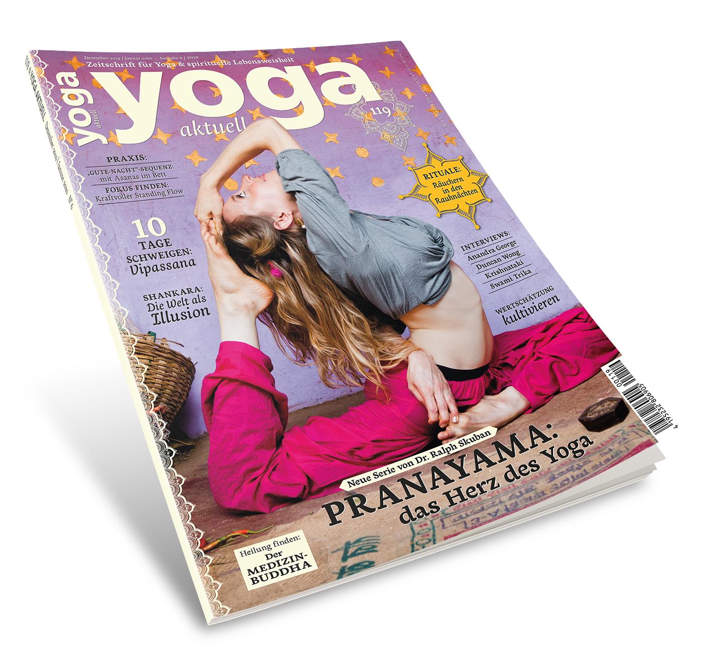 Yoga Aktuell 119 - 06/2019
