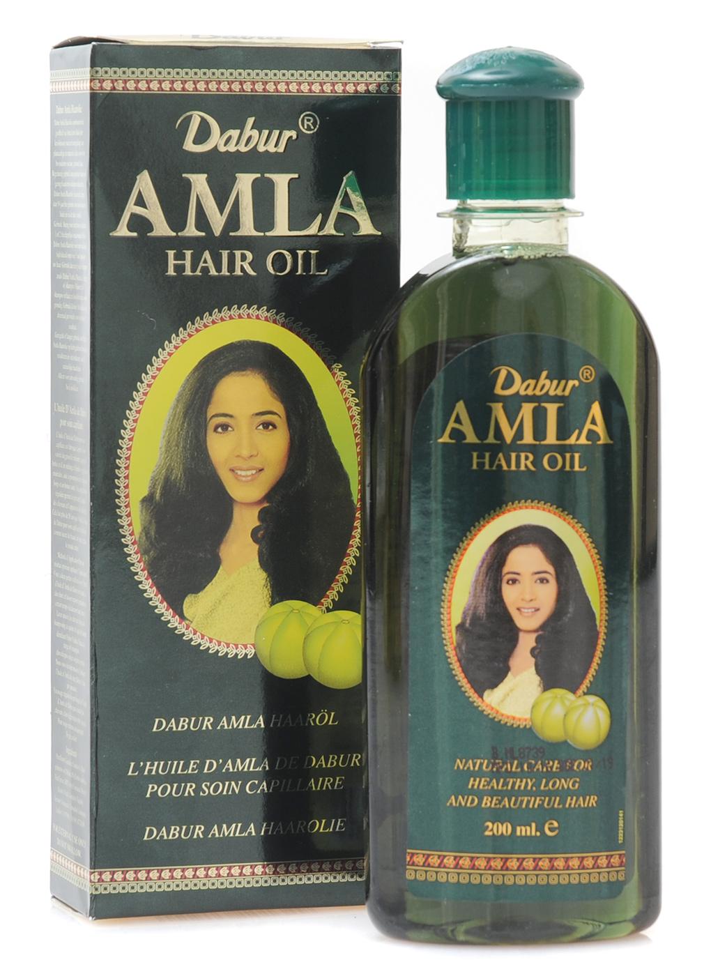 Amla Haaröl, 200 ml
