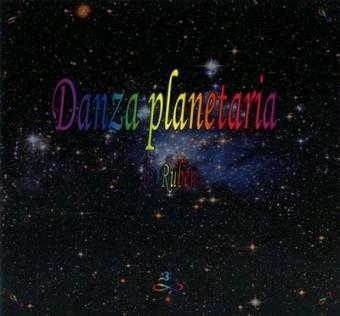 Danza Planetaria von Ruben (CD)
