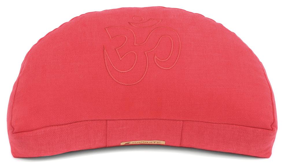 Meditationskissen Darshan Neo - OM - Halbmond