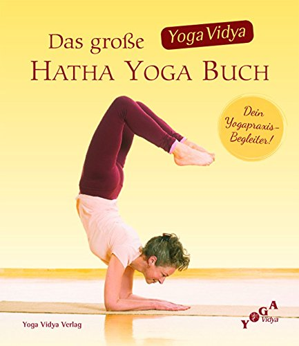 Das große Yoga Vidya Hatha Yoga Buch von Yoga Vidya