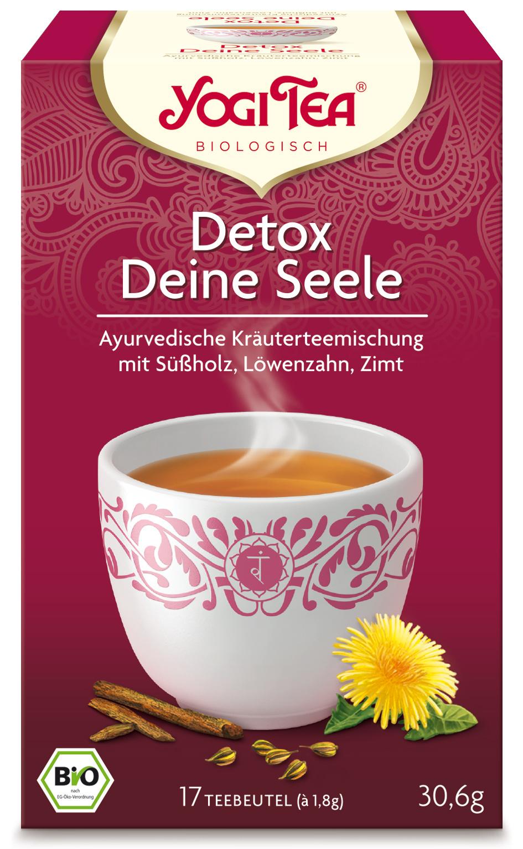 Bio Detox deine Seele Teemischung, 30,6 g