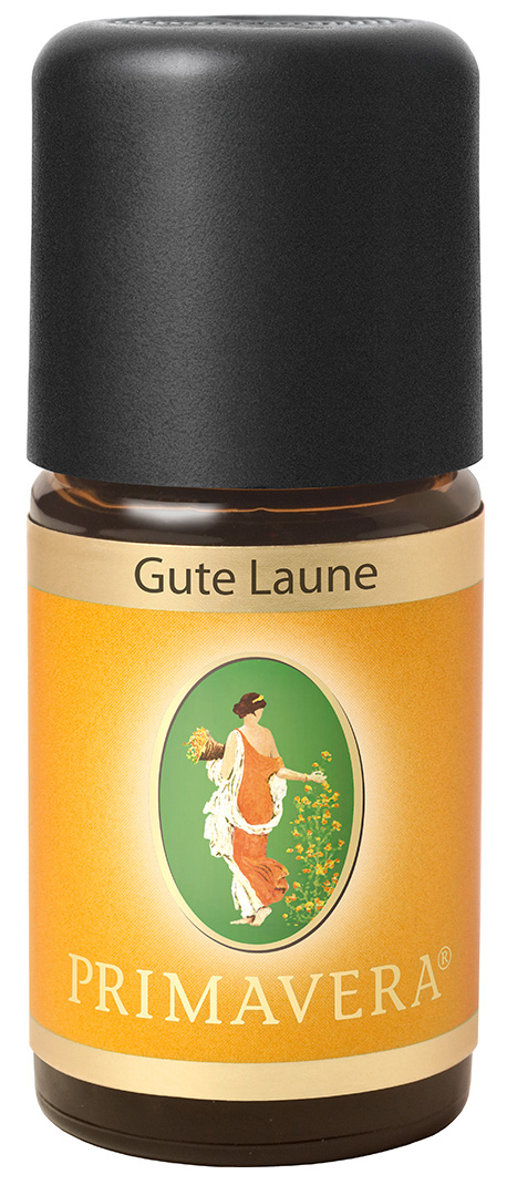Duftmischung Gute Laune (konv. Anbau), 5 ml