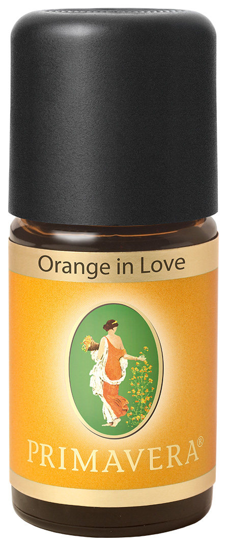 Duftmischung Orange in love, 5 ml