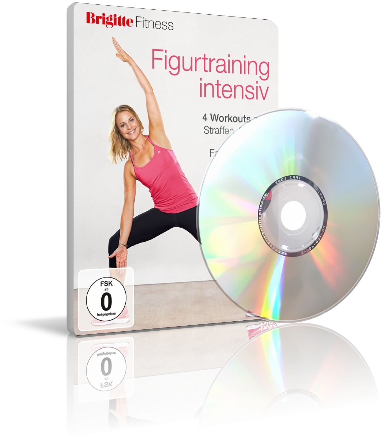 Figurtraining intensiv von Brigitte Fitness (DVD)