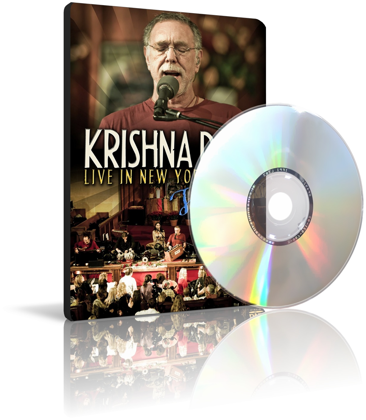 Krishna Das live in New York von Krishna Das (DVD)