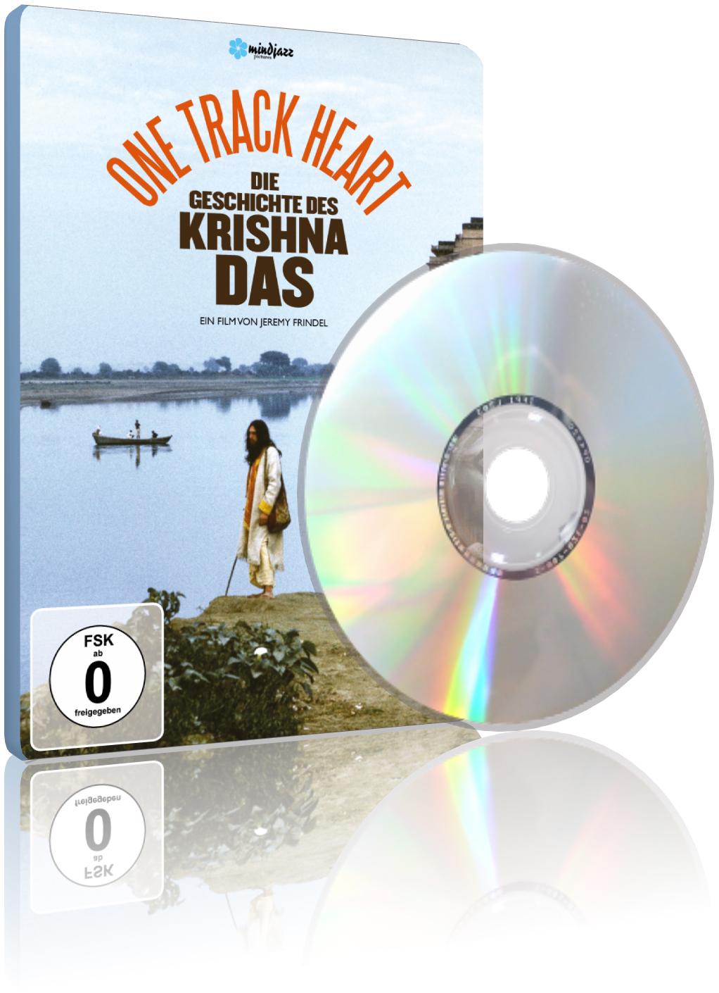 One Track Heart: Die Geschichte des Krishna Das (DVD)