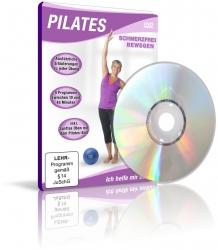 Pilates - Schmerzfrei bewegen (DVD)