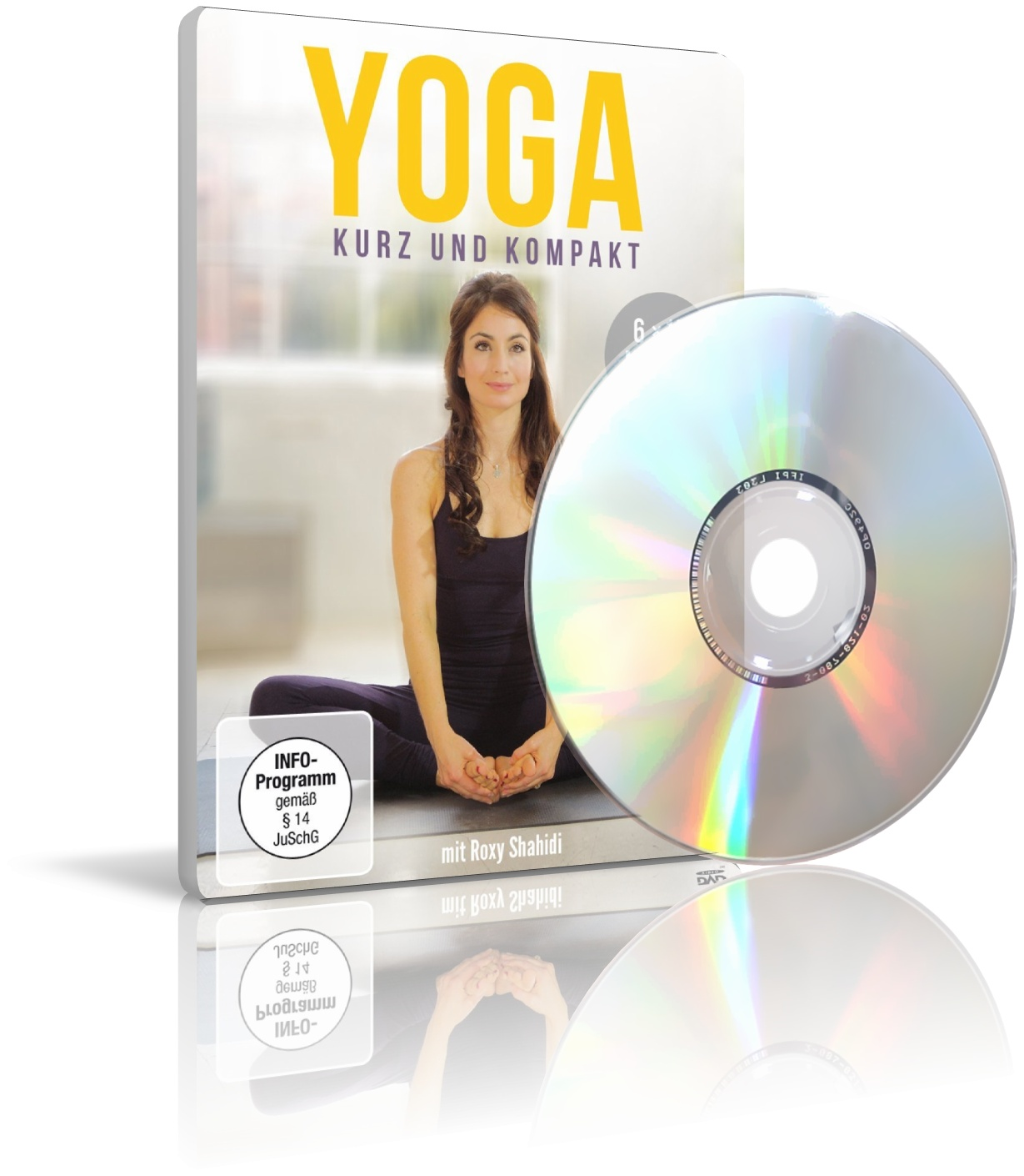 Yoga kurz und kompakt mit Roxy Shahidi (DVD)