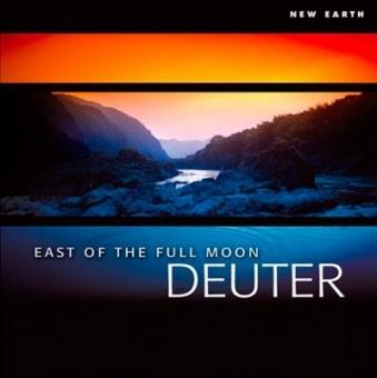East of the full moon von Deuter (CD)