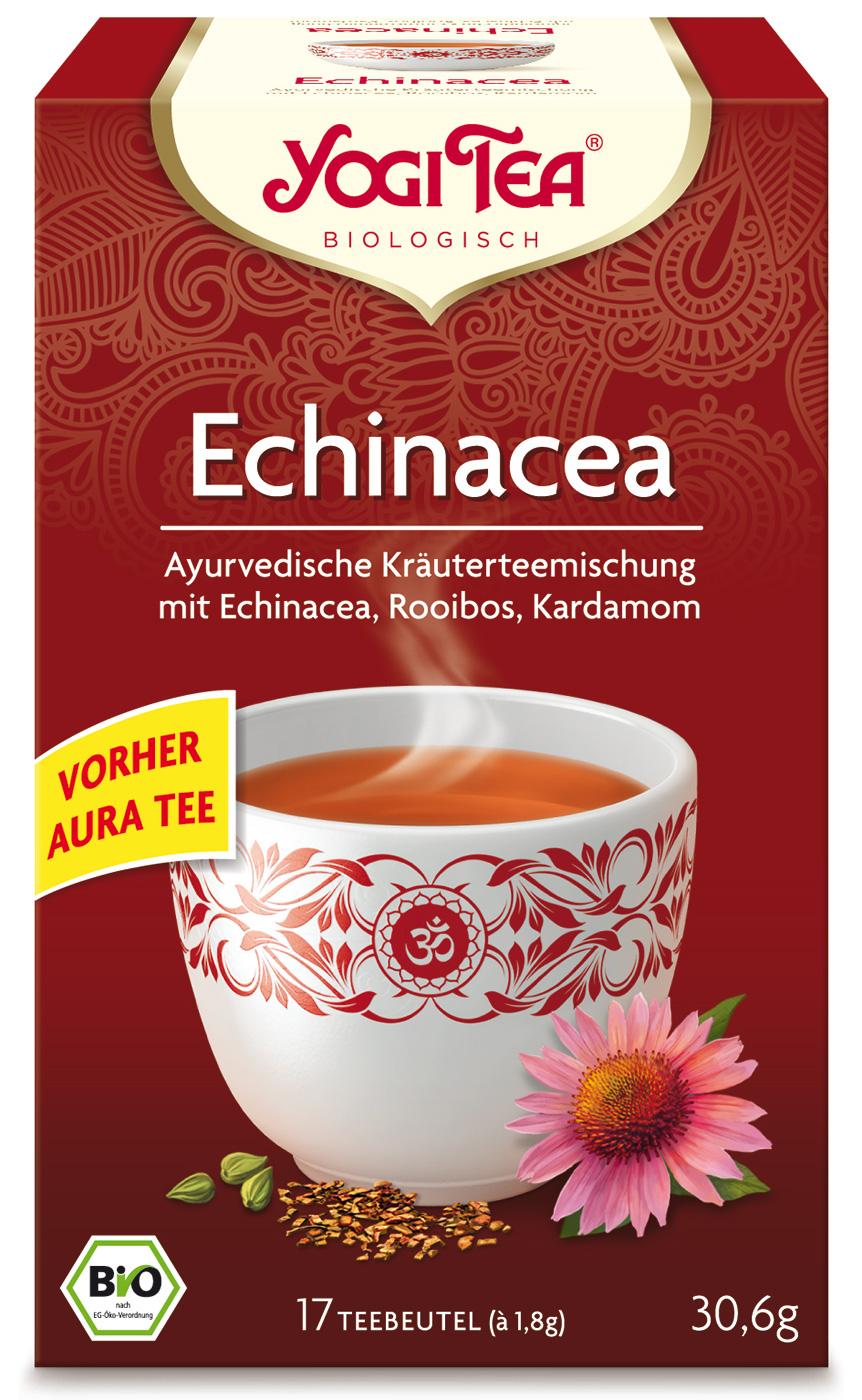 Bio Echinacea Teemischung, 30,6 g