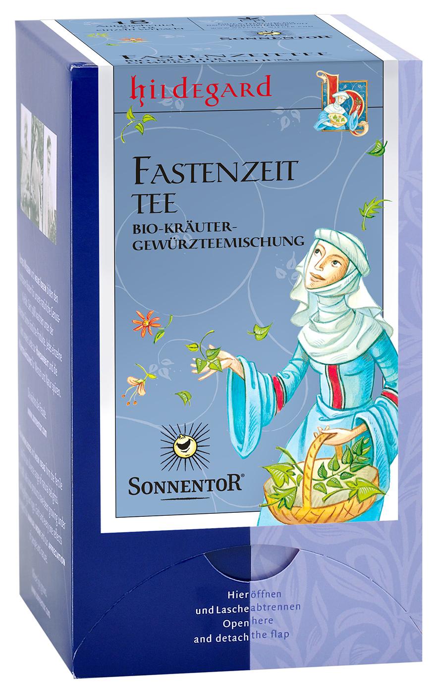 Bio Hildegard Fastenzeit-Kräutertee Btl., 23,4 g