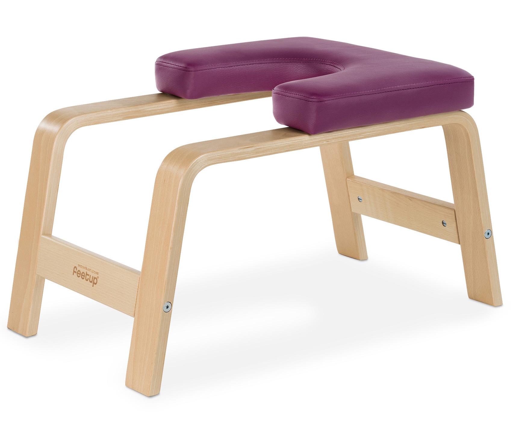 Feetup® Kopfstandhocker - violet