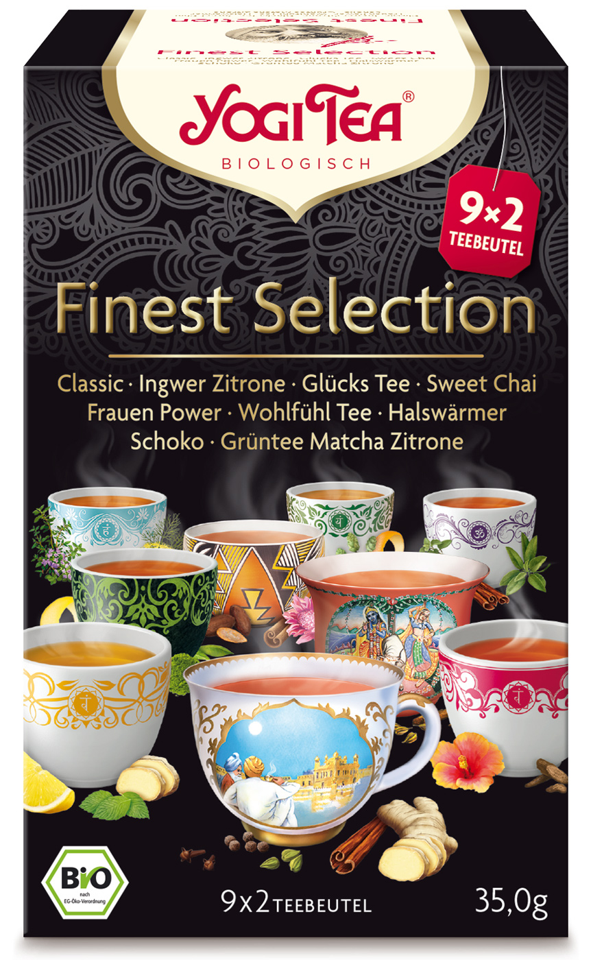 Bio Finest Selection Teemischung, 35 g