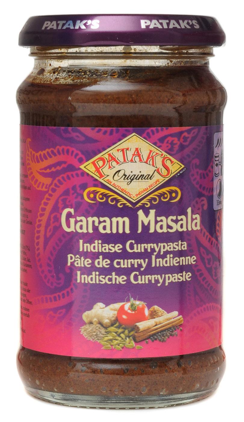 """Indische Currypaste """"Garam Masala"""", 283g"""