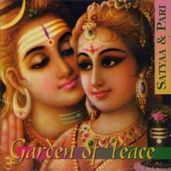 Garden of Peace von Satyaa & Pari (CD)
