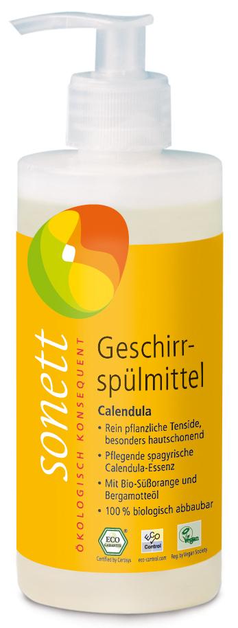 Geschirrspülmittel Calendula