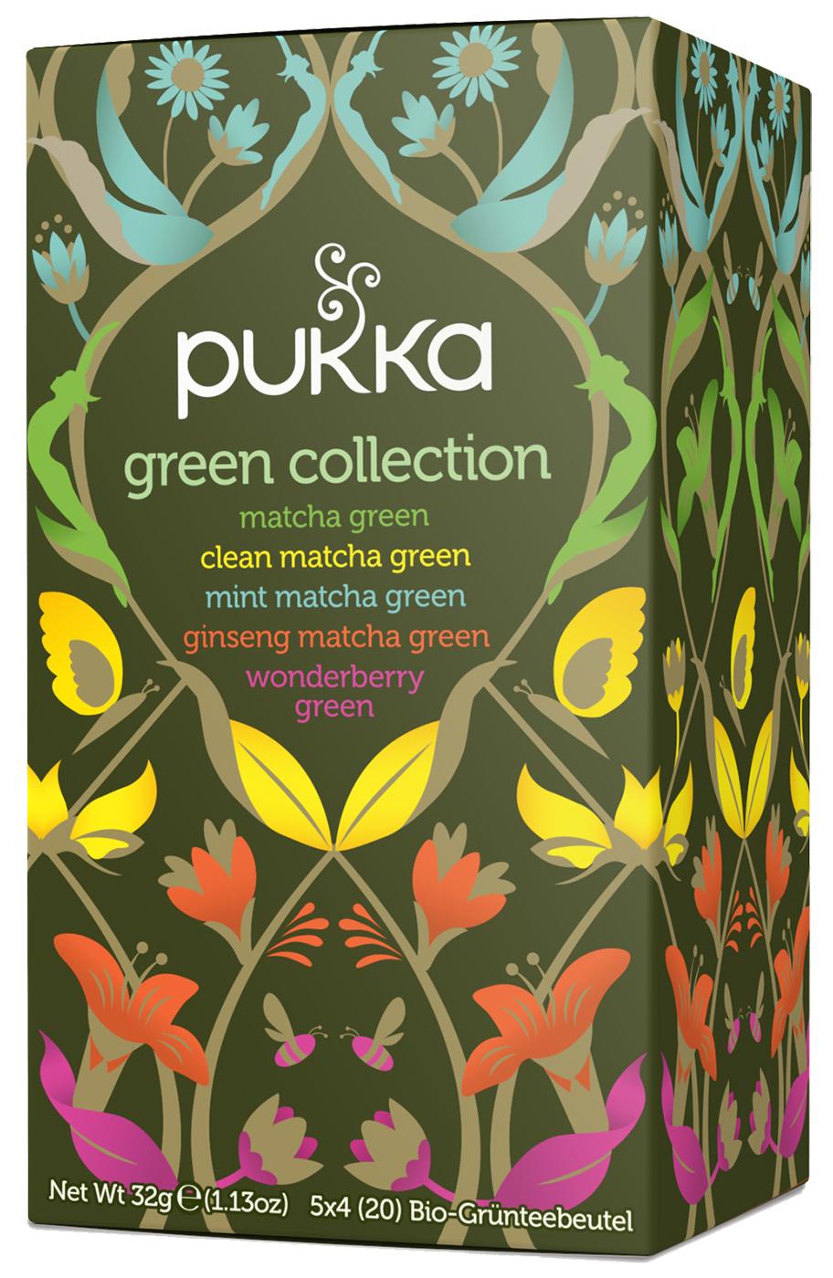 Bio Green Collection Teemischung, 30 g