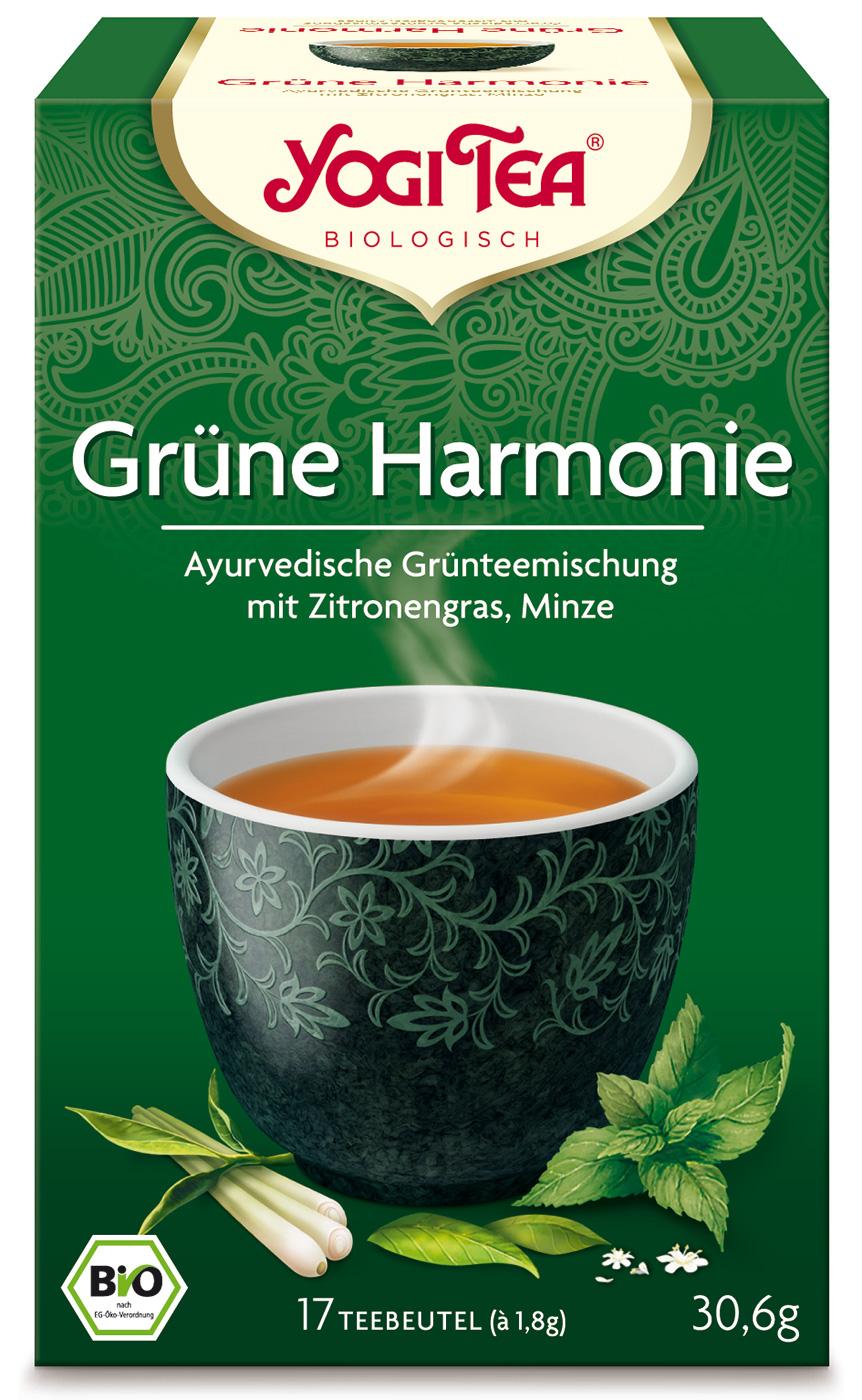 Bio Grüne Harmonie Teemischung, 30,6 g