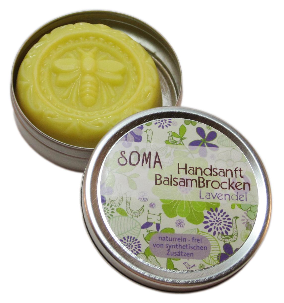 HandSanft Balsam Brocken