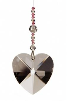 Lichtkristall - Ausrichtung des Herzens 4,5cm