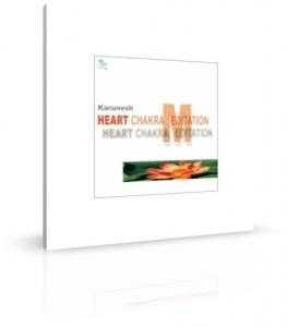 Heart Chakra Meditation von Karunesh (CD)