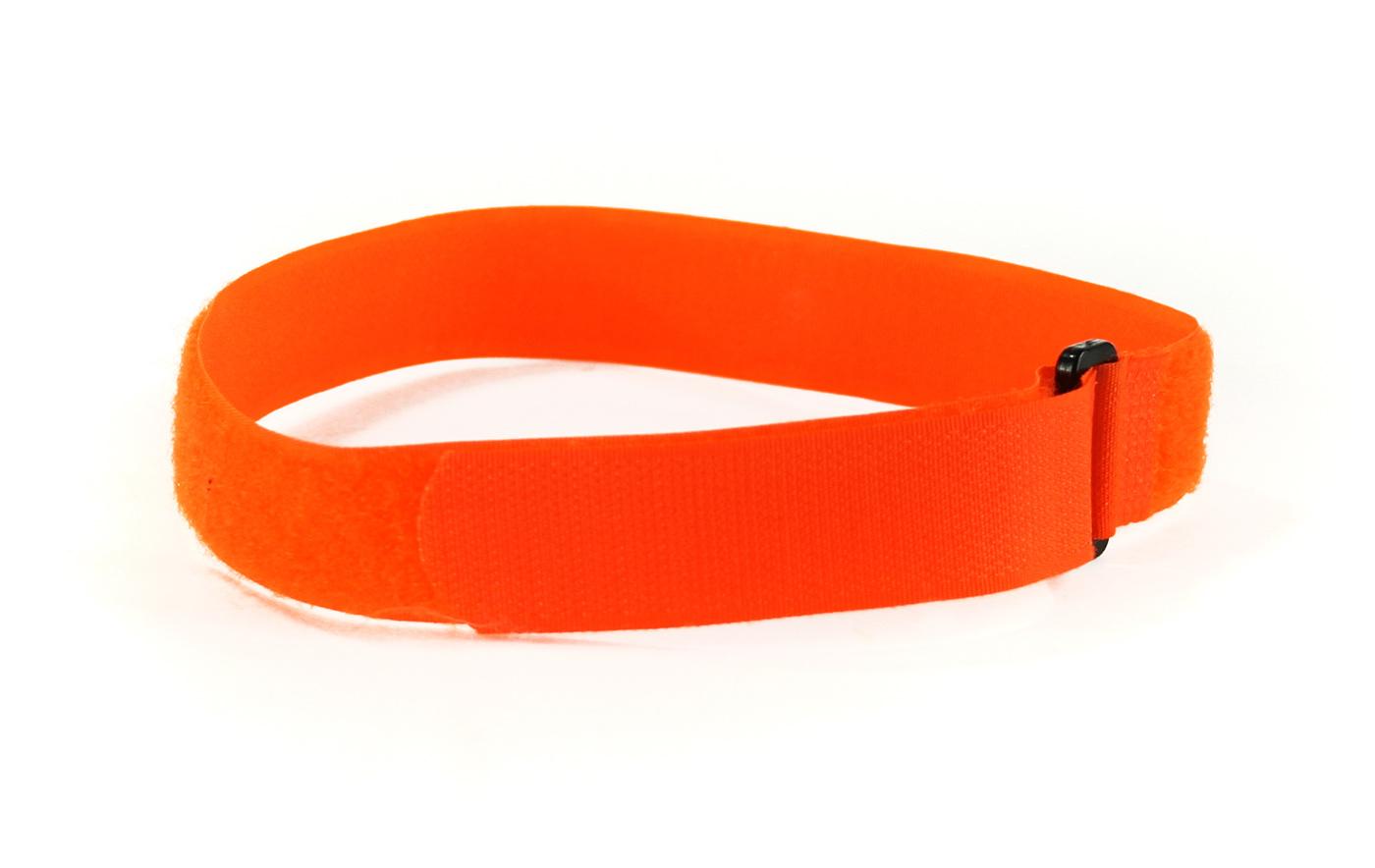 hook & loop - orange rot