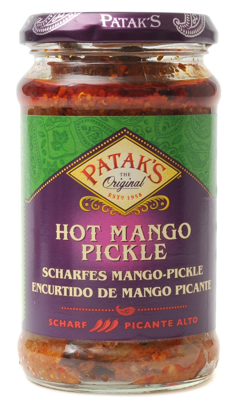 Hot Mango Pickle, 283 g