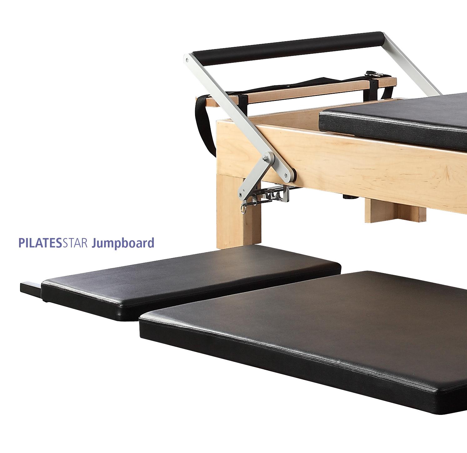 Jump Board - Erweiterung für den Pilates Reformer Ahorn