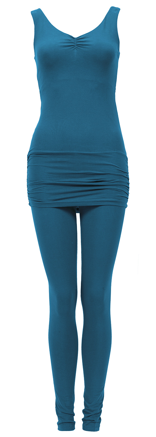 """Jumpsuit """"Victoria"""" - moroc blue"""