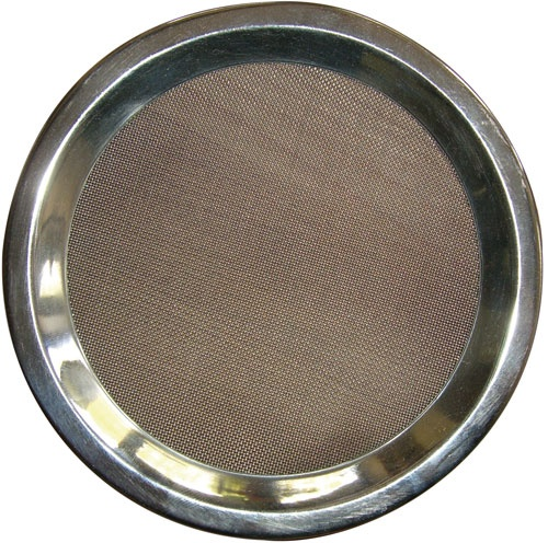 Räuchersieb aus Edelstahl - 0,8 cm (für Inka-Gefäß)