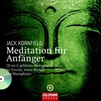 Meditation für Anfänger von Jack Kornfield