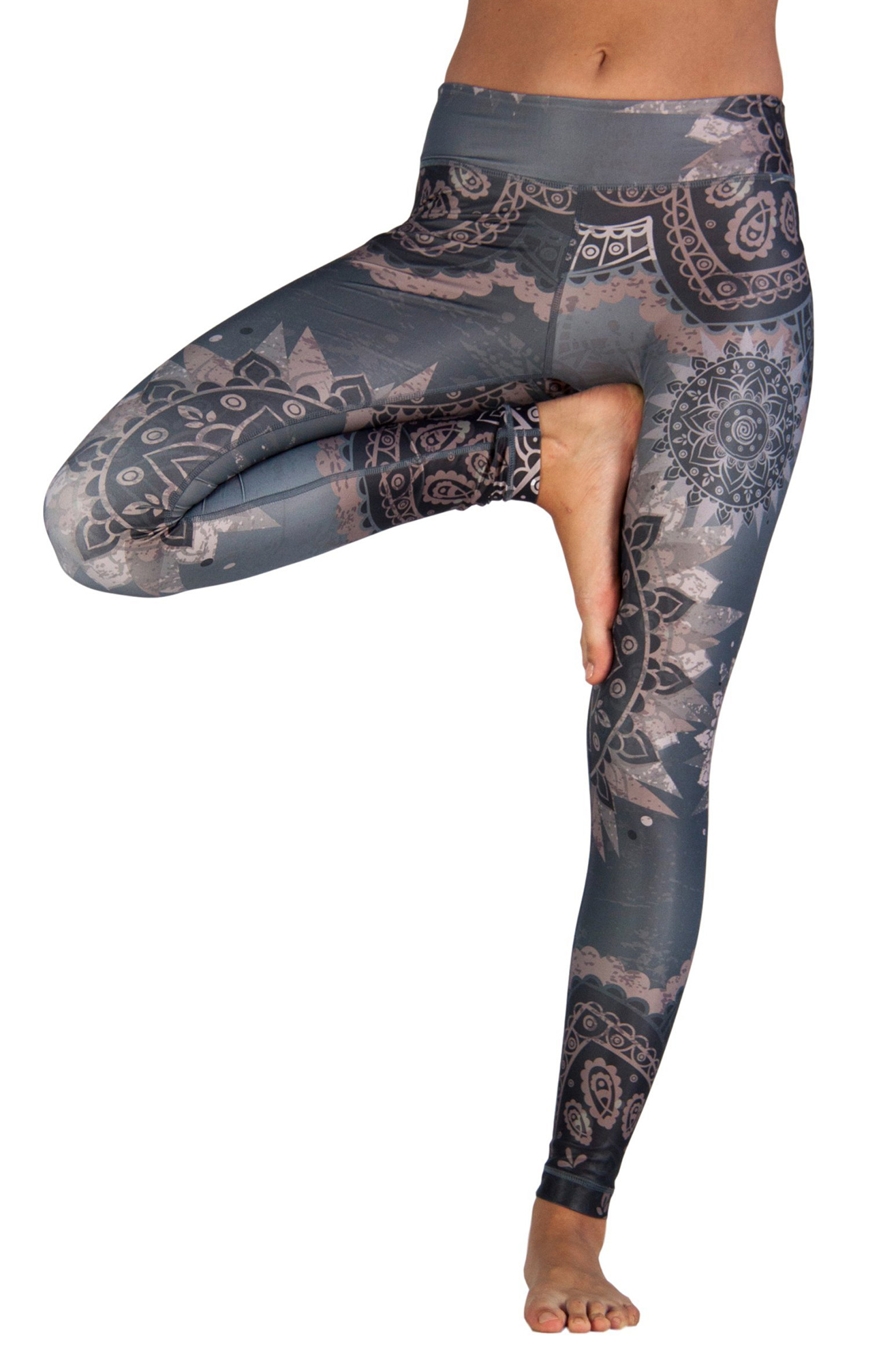 """Yoga Leggings """"Dancing Beauty"""""""