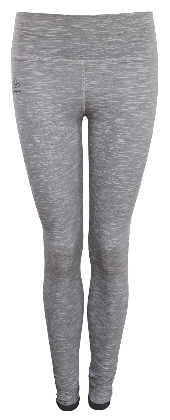 "Leggings ""Soa"" - grey melange"