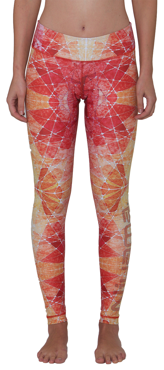 "Leggings ""Sunset"""